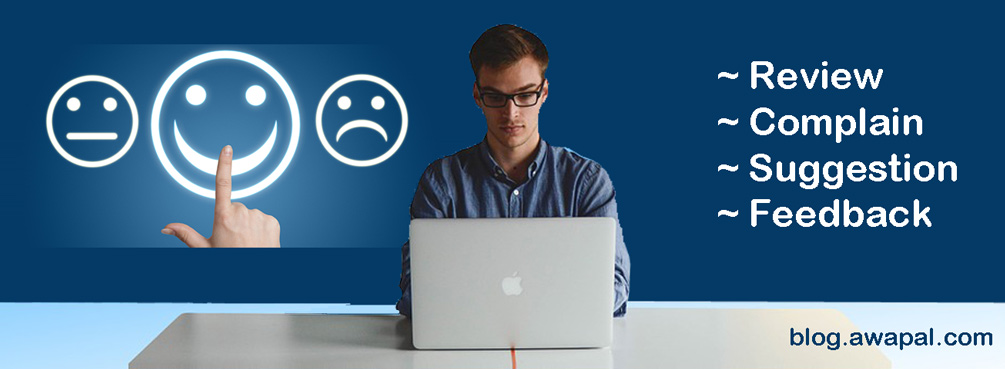 Customer-Review-Complain-Suggestion-Feedback